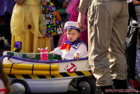 Red Bank's annual Halloween Parade